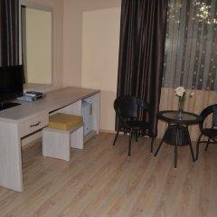 Отель Nitsa Стандартный семейный номер с двуспальной кроватью фото 6