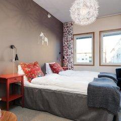 Отель Hotell Fridhemsgatan 3* Стандартный номер с различными типами кроватей фото 2