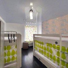 Хостел Иж Кровать в мужском общем номере с двухъярусной кроватью фото 4