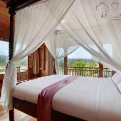Отель Ti Amo Bali Resort 3* Улучшенный номер с различными типами кроватей фото 10