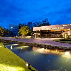 Отель Royal Wing Suites & Spa Таиланд, Паттайя - 3 отзыва об отеле, цены и фото номеров - забронировать отель Royal Wing Suites & Spa онлайн приотельная территория фото 2
