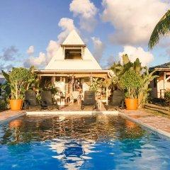 Отель Tahiti Surf Beach Paradise бассейн фото 2