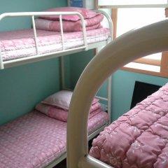Fortune Hostel Jongno Стандартный семейный номер с двуспальной кроватью фото 3