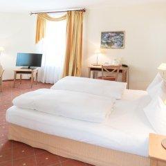 Hotel Leipzig City Nord by Campanile 3* Стандартный номер с различными типами кроватей фото 9
