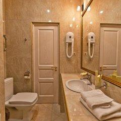 Гостиница Триумф 4* Улучшенный номер с различными типами кроватей фото 6