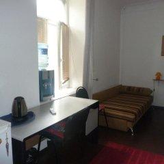 Хостел Столичный Экспресс Кровать в общем номере с двухъярусной кроватью фото 4