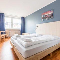 Отель a&o Düsseldorf Hauptbahnhof 2* Стандартный номер с различными типами кроватей фото 3