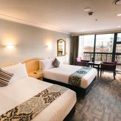 Amora Hotel Auckland 4* Студия Делюкс с 2 отдельными кроватями фото 5