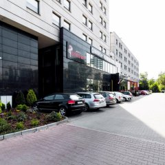 Quality Silesian Hotel парковка