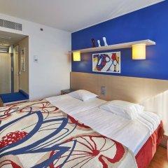 Отель Scandic Hakaniemi 3* Стандартный номер с различными типами кроватей фото 3