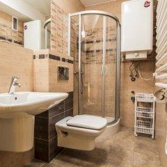 Отель Apartamenty Snowbird Zakopane Косцелиско ванная