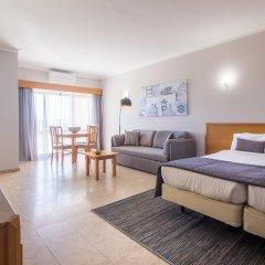 Отель Clube Praia Mar 3* Улучшенная студия с различными типами кроватей фото 4