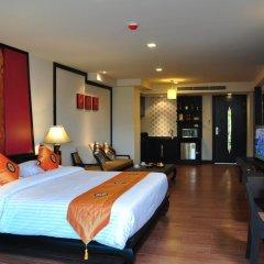 Royal Thai Pavilion Hotel 4* Полулюкс с различными типами кроватей фото 15