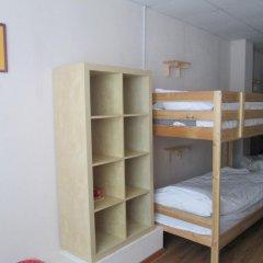 Хостел Африка Кровать в общем номере фото 15