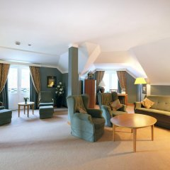 Quality Hotel Vøringfoss интерьер отеля