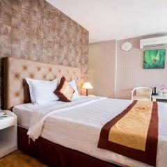 Saigon Night Hotel 2* Люкс с различными типами кроватей фото 7