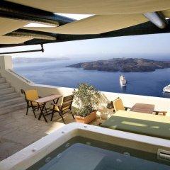 Отель Adamis Majesty Suites Греция, Остров Санторини - отзывы, цены и фото номеров - забронировать отель Adamis Majesty Suites онлайн балкон
