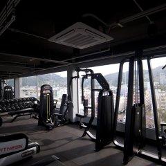 Отель G Penthouse фитнесс-зал фото 4