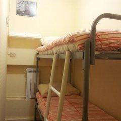 Гостиница Filka Guest House Кровать в общем номере двухъярусные кровати
