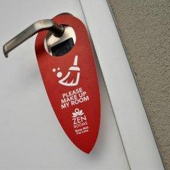 Отель Zen Premium Silom Soi 22 Улучшенный номер