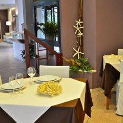 Hotel Roma Гаттео-а-Маре питание