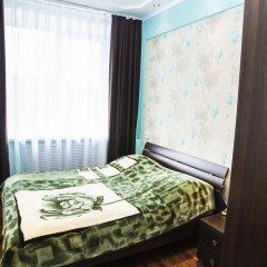 Мини-Отель Центральная Улучшенный номер разные типы кроватей фото 6