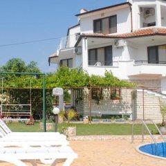 Отель Villa Rosa Балчик бассейн фото 2
