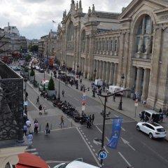 Отель New Hôtel Gare du Nord фото 7