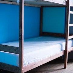 Crazy Dog Hostel Стандартный номер с различными типами кроватей фото 4
