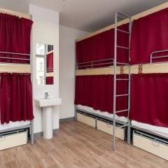 St Christopher's Inn Gare Du Nord - Hostel Кровать в общем номере с двухъярусными кроватями фото 3