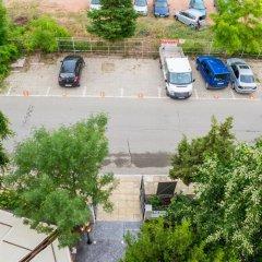 Сентраль Отель парковка