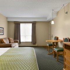 Отель Colonial Square Inn & Suites 2* Стандартный номер разные типы кроватей фото 5