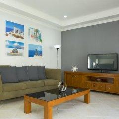 Отель Magic Villa Pattaya 4* Улучшенная вилла с различными типами кроватей фото 9