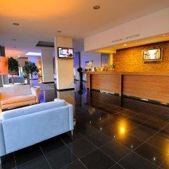 Отель Oceano Atlantico Apartamentos Turisticos Португалия, Портимао - отзывы, цены и фото номеров - забронировать отель Oceano Atlantico Apartamentos Turisticos онлайн интерьер отеля фото 3