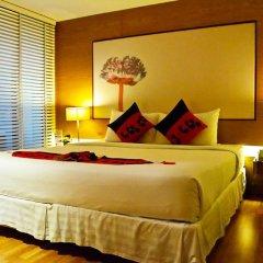 I Residence Hotel Silom 3* Номер Делюкс с различными типами кроватей фото 15