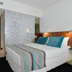 Inspira Santa Marta Hotel 4* Улучшенный номер с различными типами кроватей фото 8