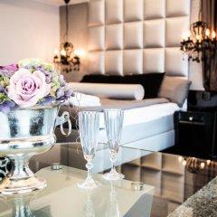 Отель Best Western Hotell Savoy 4* Люкс с различными типами кроватей фото 10
