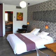 Отель El Refugio de Cristal комната для гостей фото 3