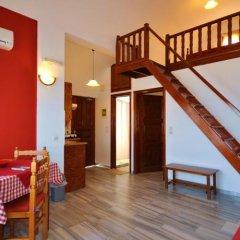 Апартаменты Rhapsody Traditional Apartments комната для гостей