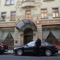 K+K Hotel Central Prague 4* Стандартный номер с разными типами кроватей фото 8