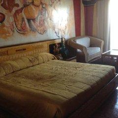 Roman Boutique Hotel 3* Стандартный семейный номер с двуспальной кроватью фото 4