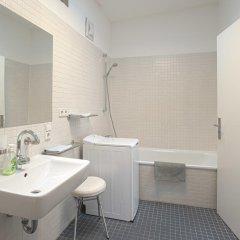 Отель Lodge-Leipzig 4* Апартаменты с различными типами кроватей фото 14