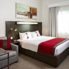 Отель Holiday Inn Express Dubai, Internet City 2* Стандартный номер с различными типами кроватей фото 3