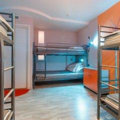 Art-hotel Zontik 2* Кровать в общем номере с двухъярусной кроватью фото 4