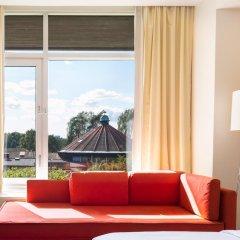 Отель Hilton Helsinki Kalastajatorppa комната для гостей фото 11