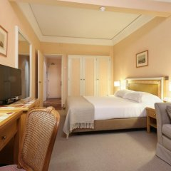 Отель Lisboa Plaza 4* Стандартный номер фото 8