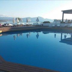 Отель Lindos Mare Resort Греция, Родос - отзывы, цены и фото номеров - забронировать отель Lindos Mare Resort онлайн бассейн фото 2