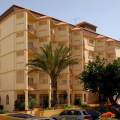 Отель Monarque Cendrillon Фуэнхирола вид на фасад фото 3
