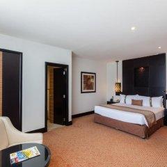 Отель Holiday Inn Dubai - Al Barsha 4* Номер Делюкс с различными типами кроватей фото 2