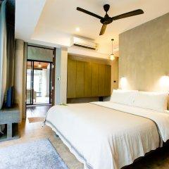 Отель Villa Thalanena Таиланд, Краби - отзывы, цены и фото номеров - забронировать отель Villa Thalanena онлайн комната для гостей фото 4